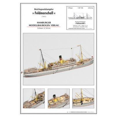Post Steamer Feldmarschall