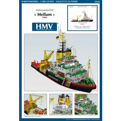 Multipurpose Vessel Mellum