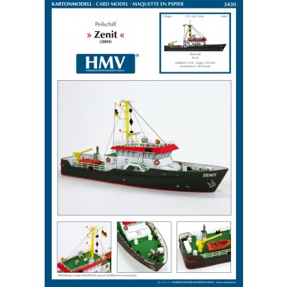 Survey Vessel Zenit