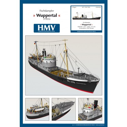 Fishing Trawler Wuppertal