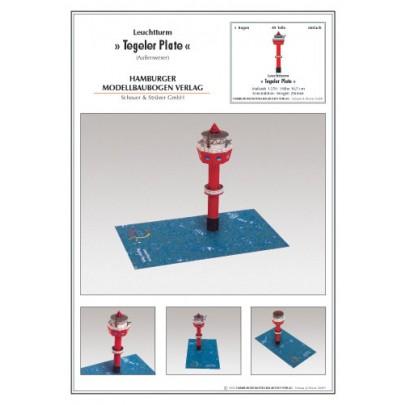 Lighthouse Tegeler Plate