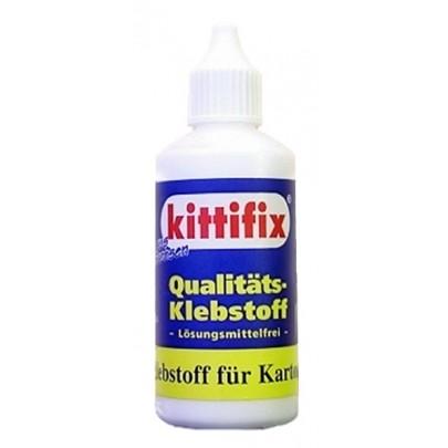 Kittifix Klebstoff für Kartonmodellbau 80 ml