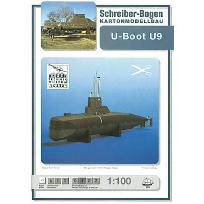 U-Boot U 9