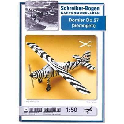 "Dornier Do 27 ""Serengeti"""