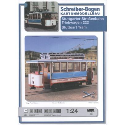 Stuttgarter Straßenbahn