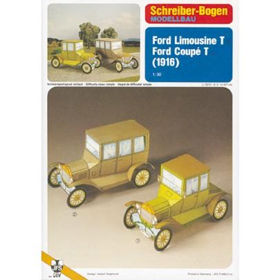2 Ford Oldtimer