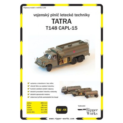 Flugfeldtankwagen Tatra T148 CAPL-15