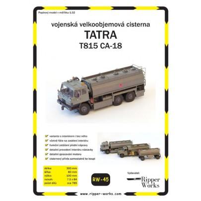 Flugfeldtankwagen Tatra T815 CA-18