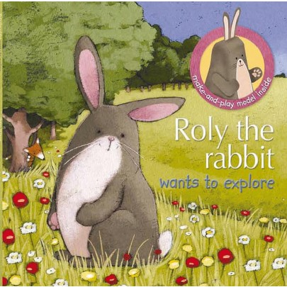 Roly the Rabbit - Story and Model