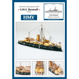 Coast Defense Battleship SMS Beowulf