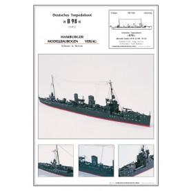 Torpedo Boat B 98