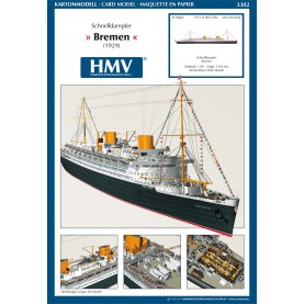 Liner Bremen IV