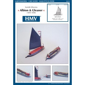 Norfolk Wherries Albion & Gleaner