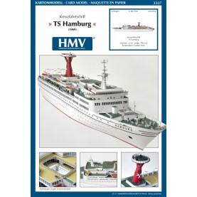 Cruise Ship TS Hamburg