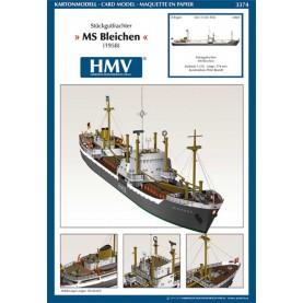 Cargo Freighter MS Bleichen