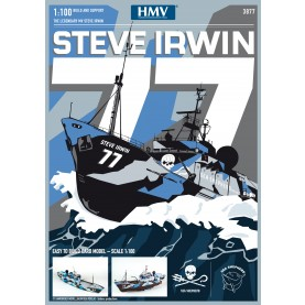 MV Steve Irwin Sea Shepherd