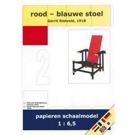 Rietveld-Stuhl