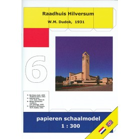 Rathaus Hilversum, W.M. Dudok, 1931