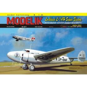 "Lockheed L-14H ""Super Electra"""