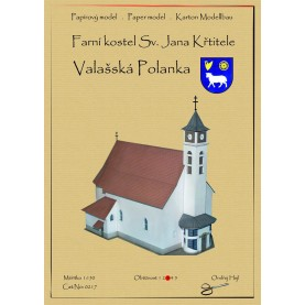 Church of John the Baptist in Valasska Polanka