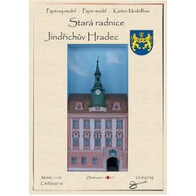City hall in Jindrichuv Hradec
