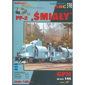 Smialy Panzerzug PP-2