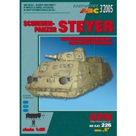 Schienenpanzer Steyer