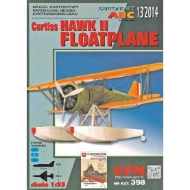 Wasserflugzeug Curtiss Hawk II