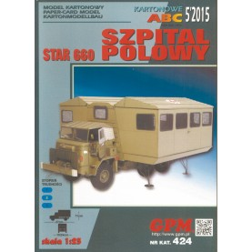 Star 660 with field hospital