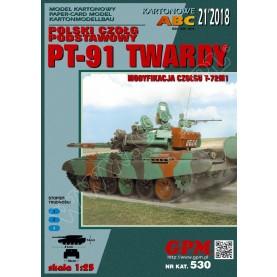 Polish Tank PT-91 Twardy