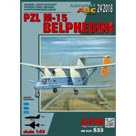 Polish agricultural aircraft PZL M-15 Belphegor
