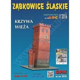 Leaning Tower of Zabkowice Slaskie