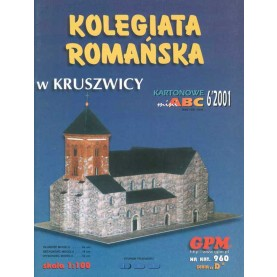 Romanisches Stift in Kruszwica / Kruschwitz