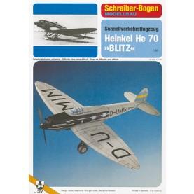 """Heinkel He 70 """"Blitz"""""""