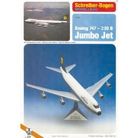"""Boeing 747 """"Jumbo Jet"""" - Restposten"""