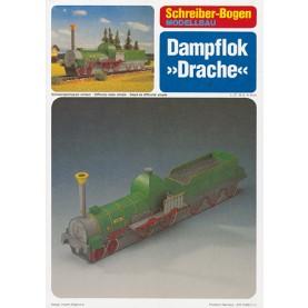 "Dampflok ""Drache"""