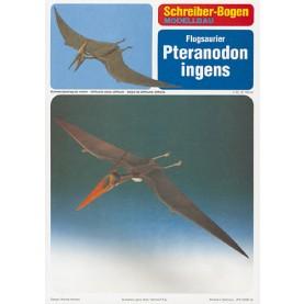Flugsaurier Pteranodon ingens