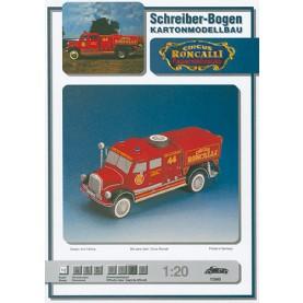 Roncalli-Feuerwehrauto