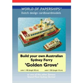 Sydney Ferry 'Golden Grove'