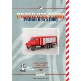 Praga V3S S1000