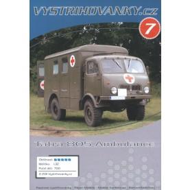 Tatra 805 Amulance