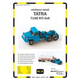 Truck Tractor Tatra T148 NTt 6x6