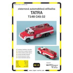 Fire Truck Tatra T148 CAS-32
