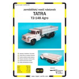 Seitenkipper Tatra T148 VNM