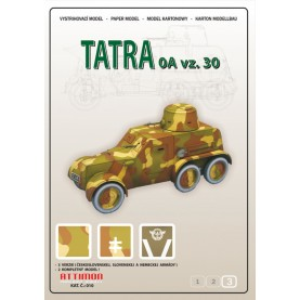 2 Tatra OA vz. 30