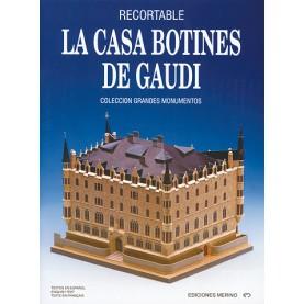 La Casa Botines de Gaudi