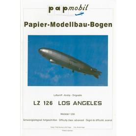 Luftschiff LZ 126 Los Angeles - Restposten