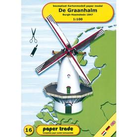 Windmühle De Graanhalm