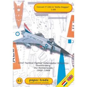 Convair F-102-A Delta Dagger