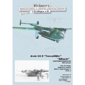 Arado 232 B Tausendfüssler